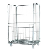 Jumbo Demountable Roll Cages - 500Kg Capacity