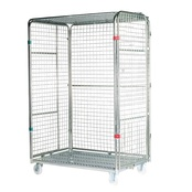 Jumbo Security Demountable Roll Cages - 500Kg Capacity