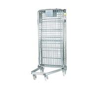 Full Security Nestable Roll Cages - 600Kg Capacity