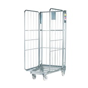 Nestable Roll Cages - 600Kg Capacity
