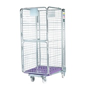 Nestable Roll Cages - 500Kg Capacity