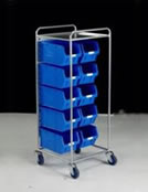 Topstore - Container Trolleys - Braked