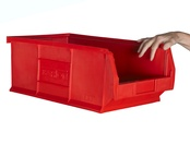 Topstore - TC7 Standard Colour Semi-Open Fronted Containers