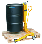 Warrior Drum Porter Override - 250Kg Capacity